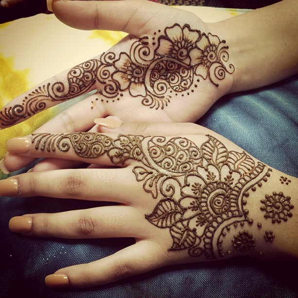 612 In Wallpapers Latest Mehndi Designs